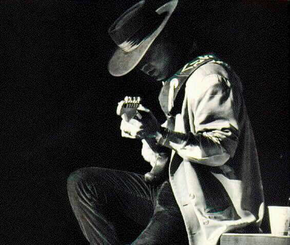 stevie ray vaughan!!!